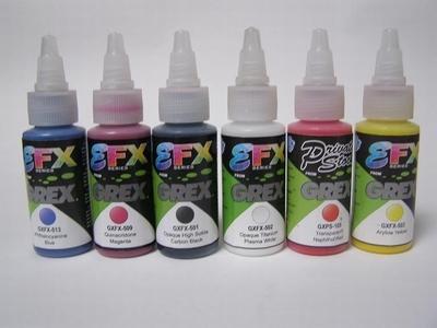 E'Tac GXFX set van 6