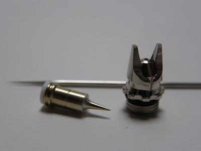 Nozzle/naald set 0,20 voor de Infinity