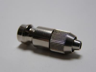Steeknippel compressorzijde knel