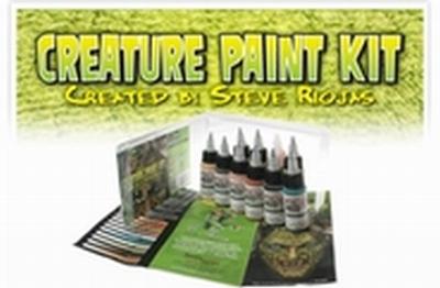 Com-art creature paint set