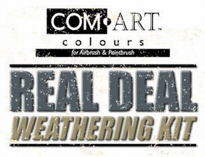 Com art Real Deal Weathering Kit