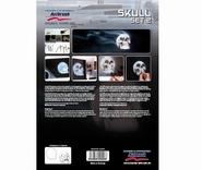 Step by Step Skull set 2