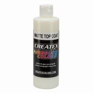 Createx mat top coat