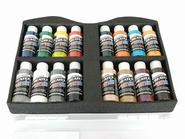Createx transparant set van 32