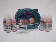 Airbrush set 2
